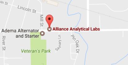 Alliance Analytical Laboratories