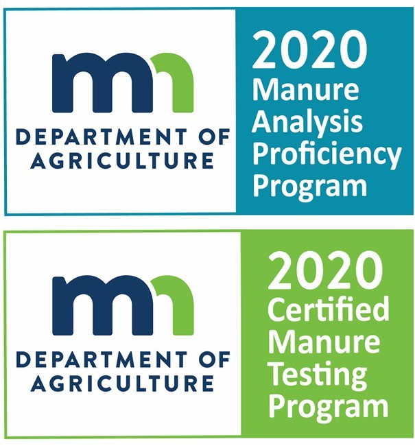 Manure Certification Logos